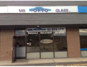 Williams Lake office - Mr. Otto Glass